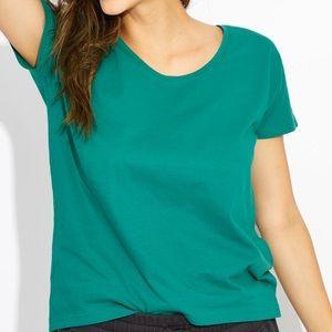 Pact Jade Lightweight Lounge T-shirt